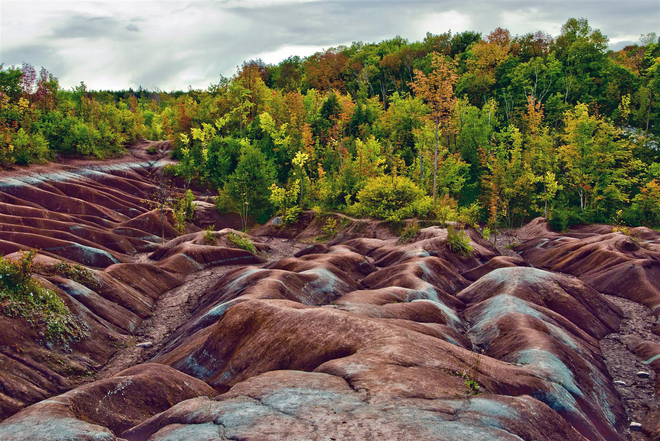 Cheltenham Badlands 45 mins outside of Toronto - 002
